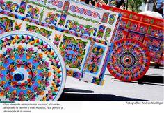 Tecnitur.com :: Carreta típica: historia, cultura y sentimiento nacional en su máxima expresión