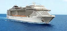 MSC_Splendida Winter Med Cruise
