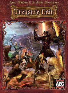 Treasure Lair. 2/5