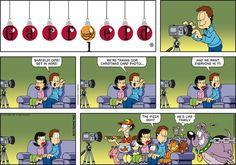 Garfield Comic Strip, December 08, 2013 on GoComics.com
