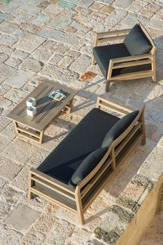 Sun loungers | Garden lounge | Costes | Ethimo. Check it out on Architonic
