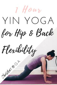 Today, I have a full 1 hour yin yoga class for hips and back flexibility. This is a yin yoga sequence designed for the stomach and spleen meridian of your body. Yoga Poses For Back, Basic Yoga Poses, Yoga Tips, Yoga Bewegungen, Yoga Moves, Yoga Workouts, Yin Yoga Benefits, Hatha Yoga For Beginners, Restorative Yoga