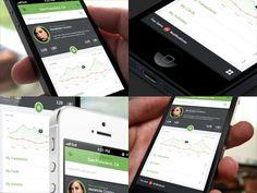 Mobile app for FONU2 by bigbadaboomstudio