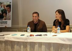Interviewing Steve Carell and Jennifer Garner #VeryBadDayEvent #