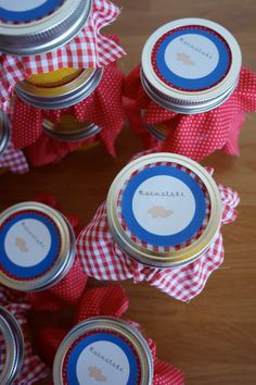 #Marmalade for a Paddington Bear Party!
