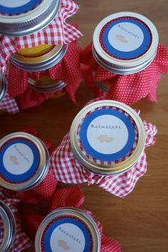 #Marmalade for a Paddington Bear Party!