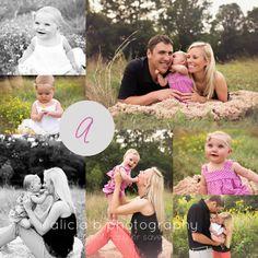 6 Month Milestone www.aliciabphotography.com Cincinnati Baby Photographer
