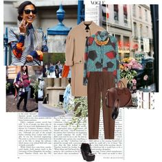 """""""playgrounds of prints and ground"""" by marchello on Polyvore"""