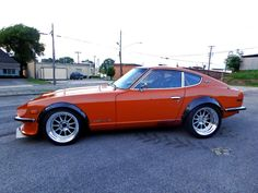 Image result for datsun wheels z Cool Car Pictures, Car Pics, 240z Datsun, Nissan Z, Tuner Cars, First Car, Japanese Cars, Concept Cars, Cars And Motorcycles