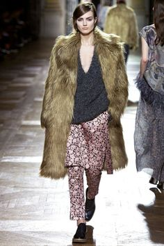 Dries Van Noten   Fall 2013 Ready-to-Wear Collection   Style.com