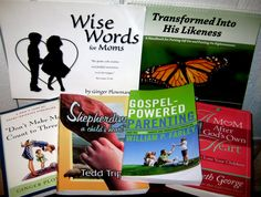 Christian parenting book list - there are a few new ones on here I haven't seen before