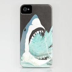 Great White Ghk for iPhone 6 Case