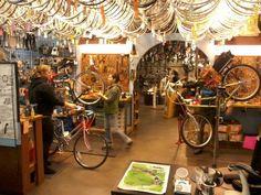 Top 10 bike shops in the Twin Cities, no. 2: The Hub Bike Co-Op [Minnehaha Branch]
