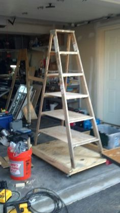 Storage Rack System For Wood Diy Mobile Lumber Portamate Pbr001 Anizer Ture S Ideas Plans Best