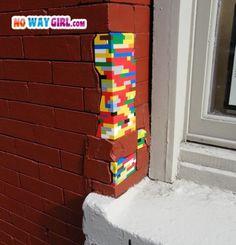 legos work too.