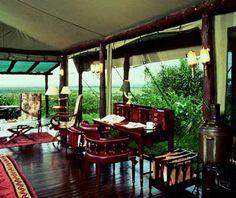 Kirawira Luxury Tented Camp (94.63)  Western Serengeti, Tanzania