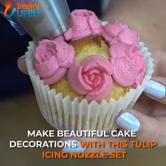 Russian Tulip Icing Nozzle Set - ⭐⭐⭐⭐⭐ (5/5) Decorate like a pro with our Russian Tulip Icing Nozzle Set! Currently 50% OFF with FREE Shipping!