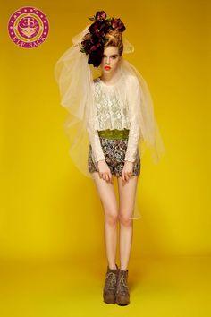 Womens Hot Retro Rural Style Floral Pattern Girls Fashion Shorts