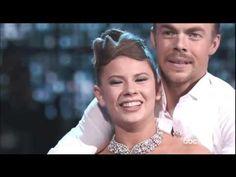 Bindi Irwin & Derek's Cha Cha -Argentine Tango Fusion Week 11- DWTS Season 21 (Miirrorball Finale) - YouTube