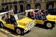 Private Tour: Lisbon Old City Exclusive Guided Tour visiting the Old City of Lisbon. Appreciate the stroll with a local guide in a vintage open car like Mini Moke.It is 120 minutes to visit the major belvederes and monuments. See the old districts as Alfama, Mouraria and São Jorge Castle.  This tour combines the old districts of Alfama, Mouraria and Graça. Stopping at the famous viewpoints of Senhora do Monte and Portas do Sol and continue to São Jorge Castl...