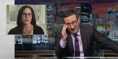 John Oliver skewers tronc in segment on the need for a healthy newspaper industry