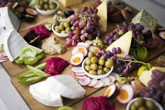 Our Harvest Boards are made from local products, featuring Australian hard and soft cheeses, house beet pickled free range eggs, fresh grapes and vegetables, beetroot hummus served with crusty bread they are a favourite at our weddings rustic outdoor wedding melbourne 23.jpg