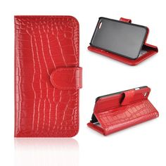 iPhone 6(4.7) Crocodile Texture Leather Protective Sleeve ::INFPASS
