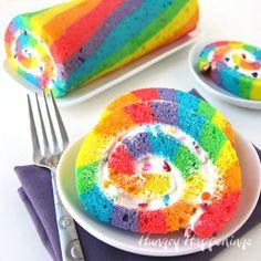 rainbow cake - Buscar con Google