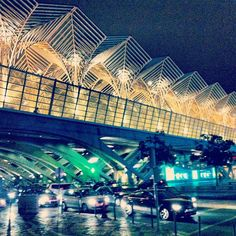 Estação Ferroviária da Gare do Oriente em Lisboa, Lisboa