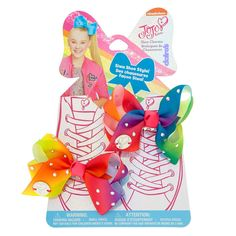 Shop Claire's for the latest trends in jewelry & accessories for girls, teens, & tweens. Jojo Siwa Birthday, 22nd Birthday, Birthday Favors, Unicorn Birthday Parties, Birthday Ideas, Jojo Siwa Bows, Jojo Bows, Halloween Bows, Halloween Party
