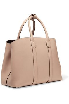 Mallet   Co - Hanbury textured-leather tote 5a7f48b9dbb14