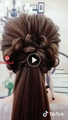 Yamathi has just created an awesome short video with クリスマスソング - Peinados Fast Hairstyles, Braided Hairstyles, Popular Hairstyles, Pretty Hairstyles, Natural Hair Styles, Short Hair Styles, Pinterest Hair, Long Hair Cuts, Hair Videos