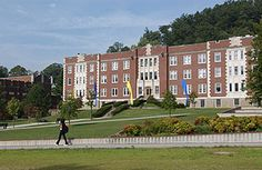 Fields Hall, Morehead State University