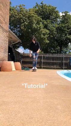 Beginner Skateboard, Skateboard Videos, Skateboard Deck Art, Penny Skateboard, Skateboard Design, Skateboard Girl, Skateboard Furniture, Skate Girl, Skate Style Girl