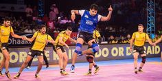 Live Pro Kabaddi League 2017 score and updates Haryana Steelers clash with Telugu Titans - Firstpost #757Live