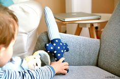 Cuchikind - DIY-Kids-Lifestyle: DIY Stoff-Schwert (Last minute Faschingszubehör)