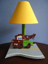 Resultado de imagen para lamparas para niños en arte country Arte Country, Pintura Country, Kids Lighting, Awesome Bedrooms, Kids Bedroom, Light Up, Wood Ideas, Table Lamp, The Incredibles