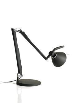 Fortebraccio task lamp by Alberto Meda & Paolo Rizzatto for Luceplan
