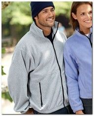 As Low As $19.91 > Ultraclub 8485 Iceberg Zip Jacket - Available Colors:6, Size Range:S - 4XL
