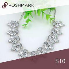Rhinestone necklace Necklace Jewelry Necklaces