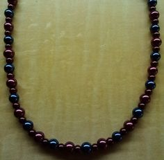 Handmade Beaded Necklace Handmade Necklace by KimsSimpleTreasures, $10.00