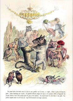 grandville-le-bal-masqué-des-animaux