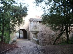 Abbaye du Thoronet, Var, France.