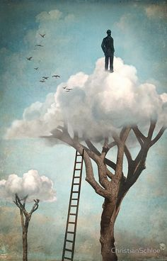 The Great Escape by Christian Schloe Más