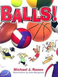 When was a peach basket used for basketball? What were baseballs first made from? Each page of this book has several paragraphs of well-written informational text that explores a different sport. These are easily copied and provide wonderful mentors as students explore this text type.