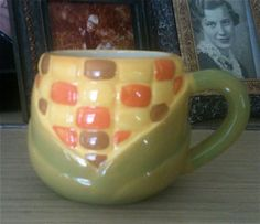 Corn Mug by lishyloo on Etsy, $6.00