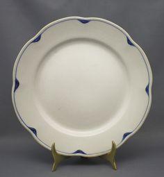 Arabia, matala ruokalautanen, Pekka - 1930-luku