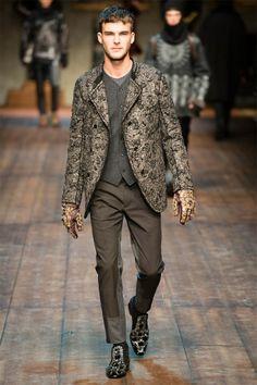 Couture Winter Herfst Haute Gabbana Mode 2014 Dolce fw14 Barok Rococo 29 Vogue wnFqOBxZ0