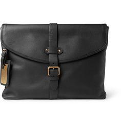 Etro Leather Pouch Bag   MR PORTER