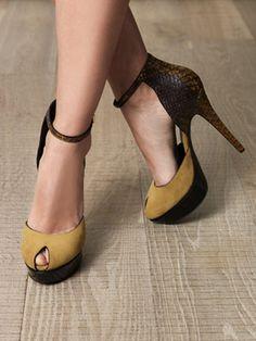 Ravensdon framed shoes